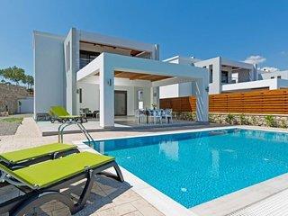 3 bedroom Villa in Lachaniá, South Aegean, Greece : ref 5658041