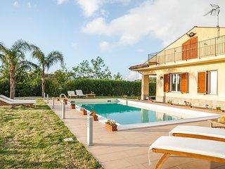 3 bedroom Villa in Castroreale, Sicily, Italy : ref 5658183