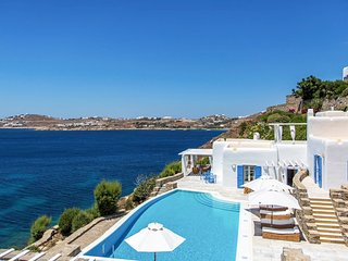 5 bedroom Villa in Agios Lazaros, South Aegean, Greece : ref 5658168