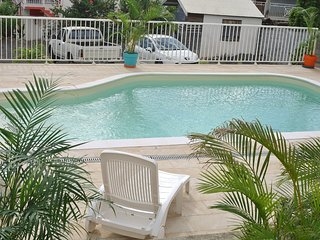 F3 mer  Guadeloupe Deshaies Villa 4-7pers 6232