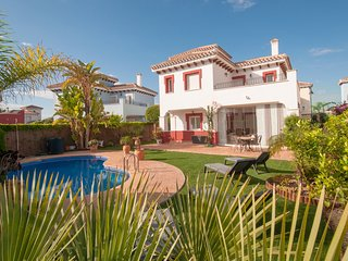 Villa MM011 - A Murcia Holiday Rentals Property