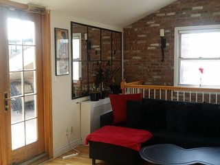 Enchanting East Village Penthouse 3BR/2BA + Terr