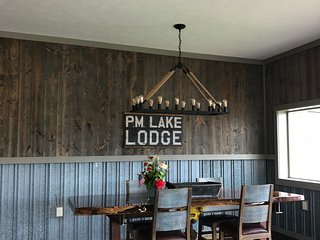 P. M. Lake Lodge