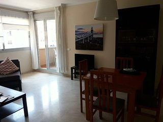 Apartment 61 m from the center of Malaga with Internet, Air conditioning, Lift,