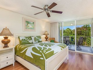 Cliffs at Princeville 1208A Beautiful Ocean-bluff Resort, Studio Unit w/Lanai