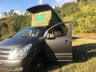 Campervan for hire_Bali_Banyuwangi_Malang