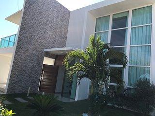 Hibiscus Maceio casa de praia com piscina