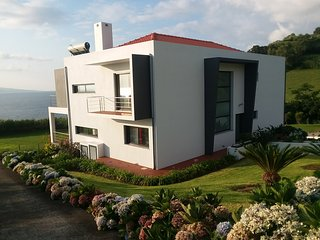 Faial, Azores, Beachfront, First Floor, Vacation Home for Rent. Self Cater.