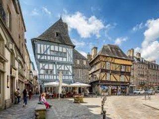 Mittelalterliche Stadt Dinan