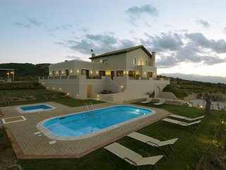 6 bedroom Villa in Choudetsi, Crete, Greece : ref 5658323