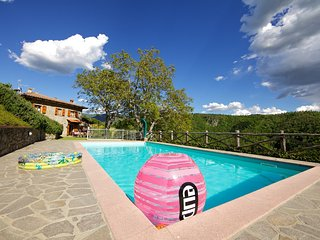 5 bedroom Villa in Papiano, Tuscany, Italy : ref 5658352