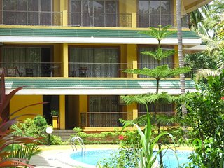 Dream Jade Apartment 2Bhk Pool Facing Near Baga Beach