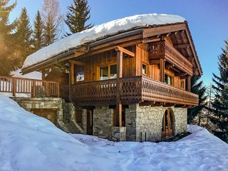 Luxury Chalet Pisteside