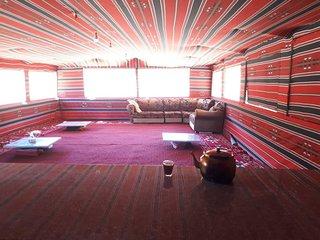 Wadi Rum Sabbah desert camp