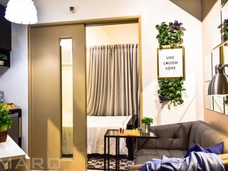 Cozy 1-Bedroom Private suite at Laureano di Trevi, Makati City, Philippines