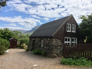Ullapool -The Old Crofthouse, Dundonnell, Wester Ross, Scotland, United Kingdom