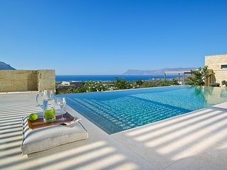 Stunning SeaView villa with pool & panoramic views