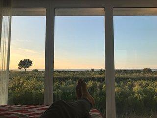 'Le Pilotis' Chambre d'hôte avec vue panoramique sur le bassin d'Arcachon
