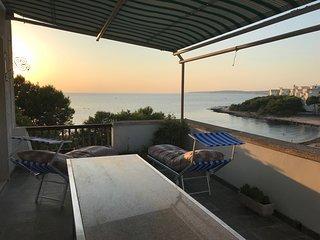Suite di lusso a Gallipoli, attico con terrazzo e discesa privata alla spiaggia