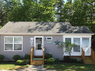 Private Charming Upgraded Cottage with A/C and Wi Fi.