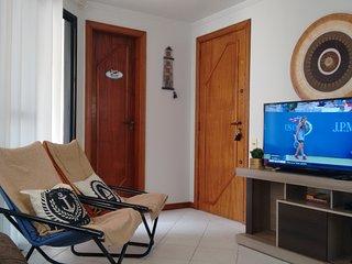 Apartamento Duplex Itapema Meia Praia a 60m do Mar