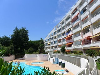 1 bedroom Apartment in La Grande-Motte, Occitania, France : ref 5050304
