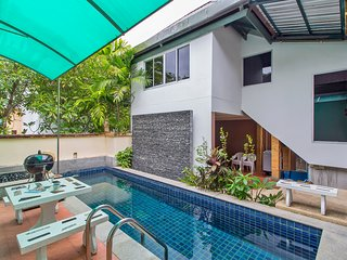Nagawari Villa 3 bedrooms sleeps 6 Jomtien beach
