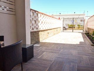 Appartamento sulla spiaggia di Schiavonea a Corigliano Calabro