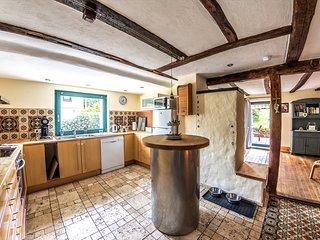Gemütliches, großes Ferienhaus auf dem Land mit Sauna,Kamin: Ideal für Familien!