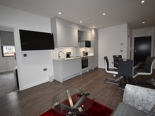 Shortletting by Centro Apartments - Milburn House MK - No. 1