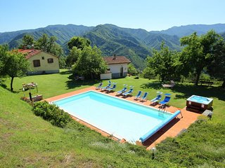 2 bedroom Apartment in Marradi, Tuscany, Italy : ref 5040562