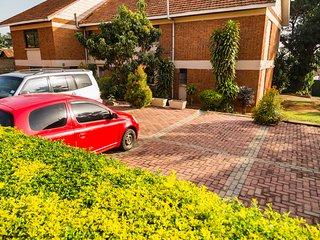 secure car park