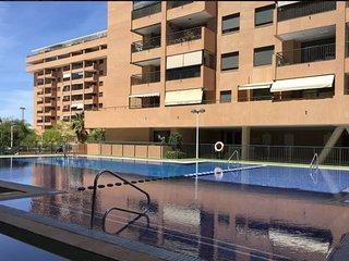 Alto Standing Apartamento Turístico Residencial en Playa La Patacona