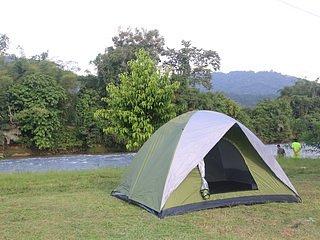 PK (Pulou Kelapa) Tented Camp 4