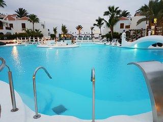 Parque santiago 3 apartamento con vistas al jardin y piscina