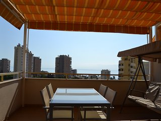 Malaga SUite Bajondillo Modern Apartment