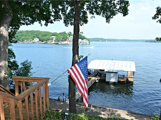 Beautiful View, Main Channel Property! 4BR/3BA Room for Everyone!