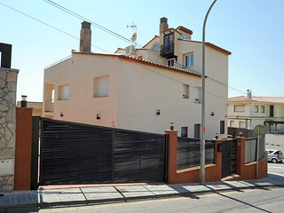 House panorama desing  500 meters from the beach
