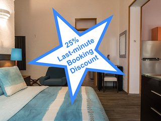 2 Adjoint suites 4 up to 6 guests, near the WTC, 25%-off last-minute deal