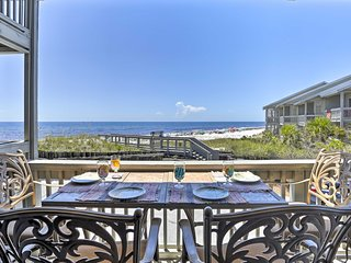 NEW! Seagrove Beach Townhome w/Private Beach&Views