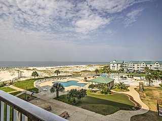 Gulf Highlands Condo w/ Pools & Beach Access!