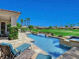 Luxury PGA West Golf Course Home W/ Private Pool & Spa