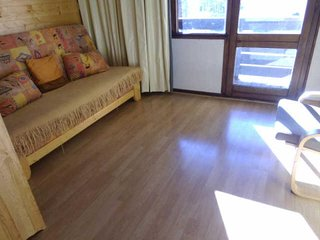Rental Apartment Risoul, 1 bedroom, 6 persons