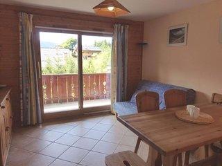 Joli appartement 3 pieces 4 personnes sur Meribel Village proche des pistes et p