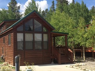 Cozy Mountain Cabin in Fairplay - **30 min. to Breck**