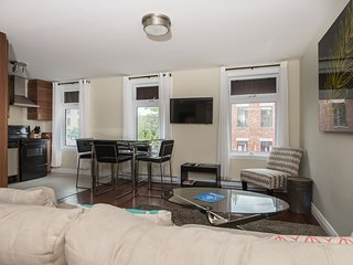 Sonder | Beaudry | Bright 1BR + Terrace