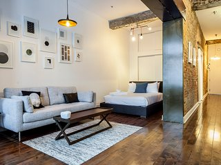 Mid-Century 1BR in Old Montreal by Sonder