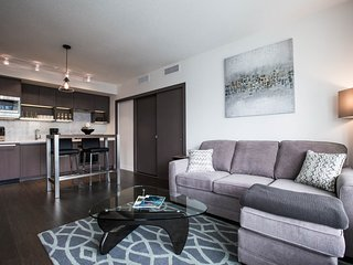 NEW - Stunning 1BR in Yaletown by Sonder