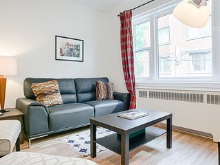 Charming 3BR in Cote-des-Neiges by Sonder