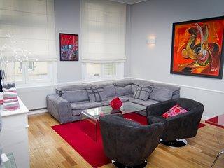 Vieille ville: A deux pas de la place Stan - Appartement Rennel